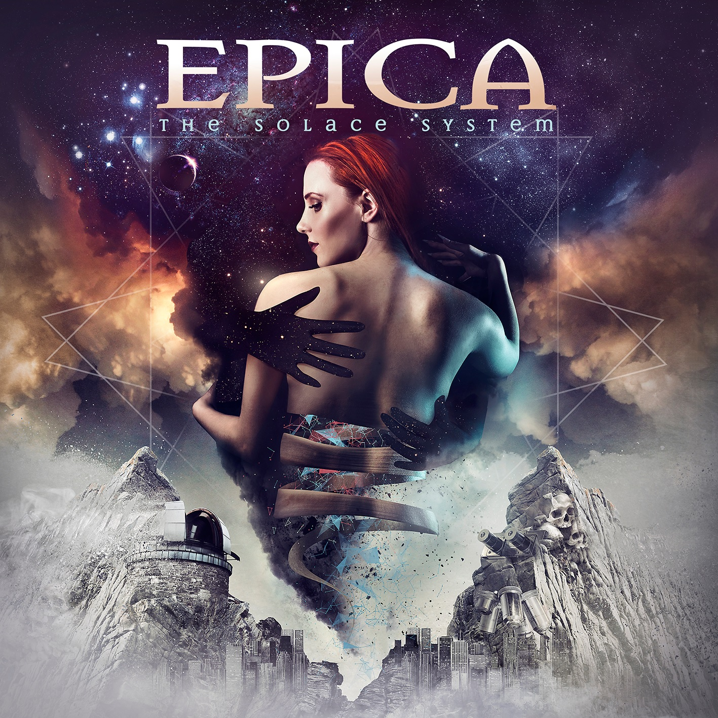 Epica - The Solace System, Epica, Nuclear Blast, symphonic metal, The Holographic Principle, Top 10 Songs Of The Week, playlist