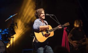 Jack Savoretti, Lunaria Festival, Recanati, Sleep No More Tour, songwriter, Between The Minds, Harder Than Easy, Before the Storm, Written In Scars, Sleep No More, melodic acoustics, songwriter, Jack Savoretti singing