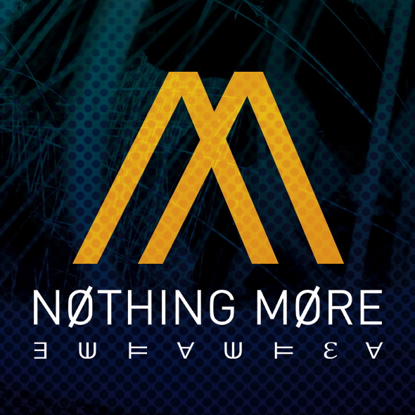Nothing More logo, Nothing More, The Stories We Tell Ourselves, alternative rock, alternative metal, hard rock, progressive metal, hardcore, This is Time (Ballast), Better Noise Records, Elene Seven Music, Go To War, Don't Stop, Let 'Em Burn, Just Say When, Who We Are, (Ambition; Destruction), Do You Really Want It, (Convict; Divide), Let 'Em Burn, Ripping Me Apart, Funny Little Creatures, (React; Respond), The Great Divorce, Still In Love, (Alone; Together), (Accept;Disconnect), Tunnels, (End; Begin), Fade In Fade Out, Jonny Hawkins, Mark Vollelunga, Daniel Oliver, Ben Anderson, Shelter, Vandura, Save You/Save Me, The Few not Fleeting, sickandsound, Nothing More new album review, Nothing More Go To War review, Listen to Nothing More, Nothing More streaming, Nothing More new song, Nothing More tour dates, Nothing More live