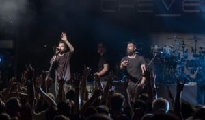 Chevelle Irving Plaza concert, Chevelle, alternative metal, post grunge, hard rock, Pete Loeffler, Sam Loeffler, Dean Bernardini, Chevelle Setlist, Irving Plaza New York July 11st 2017, Another Know It All, The Clincher, Young Wicked, Take Out the Gunman, An Island, Jars, Vitamin R (Leading Us Along), Rivers, Joyride (Omen), Face to the Floor, Emotional Drought, I Get It, An Evening With El Diablo, Door to Door Cannibals, Hats Off to the Bull, Encore: The Red, Forfeit, Send the Pain Below, concert review, concerts, Sick and Sound