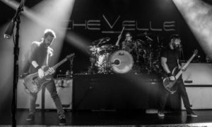 Chevelle Pete Sam Dean, Chevelle, alternative metal, post grunge, hard rock, Pete Loeffler, Sam Loeffler, Dean Bernardini, Chevelle Setlist, Irving Plaza New York July 11st 2017, Another Know It All, The Clincher, Young Wicked, Take Out the Gunman, An Island, Jars, Vitamin R (Leading Us Along), Rivers, Joyride (Omen), Face to the Floor, Emotional Drought, I Get It, An Evening With El Diablo, Door to Door Cannibals, Hats Off to the Bull, Encore: The Red, Forfeit, Send the Pain Below, concert review, concerts, Sick and Sound