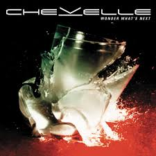 Chevelle Wonder What's Next album, Family System, Comfortable Liar, Send the Pain Below, Closure, The Red, Wonder What's Next, Don't Fake This, Forfeit, Grab Thy Hand, An Evening with El Diablo, One Lonely Visitor