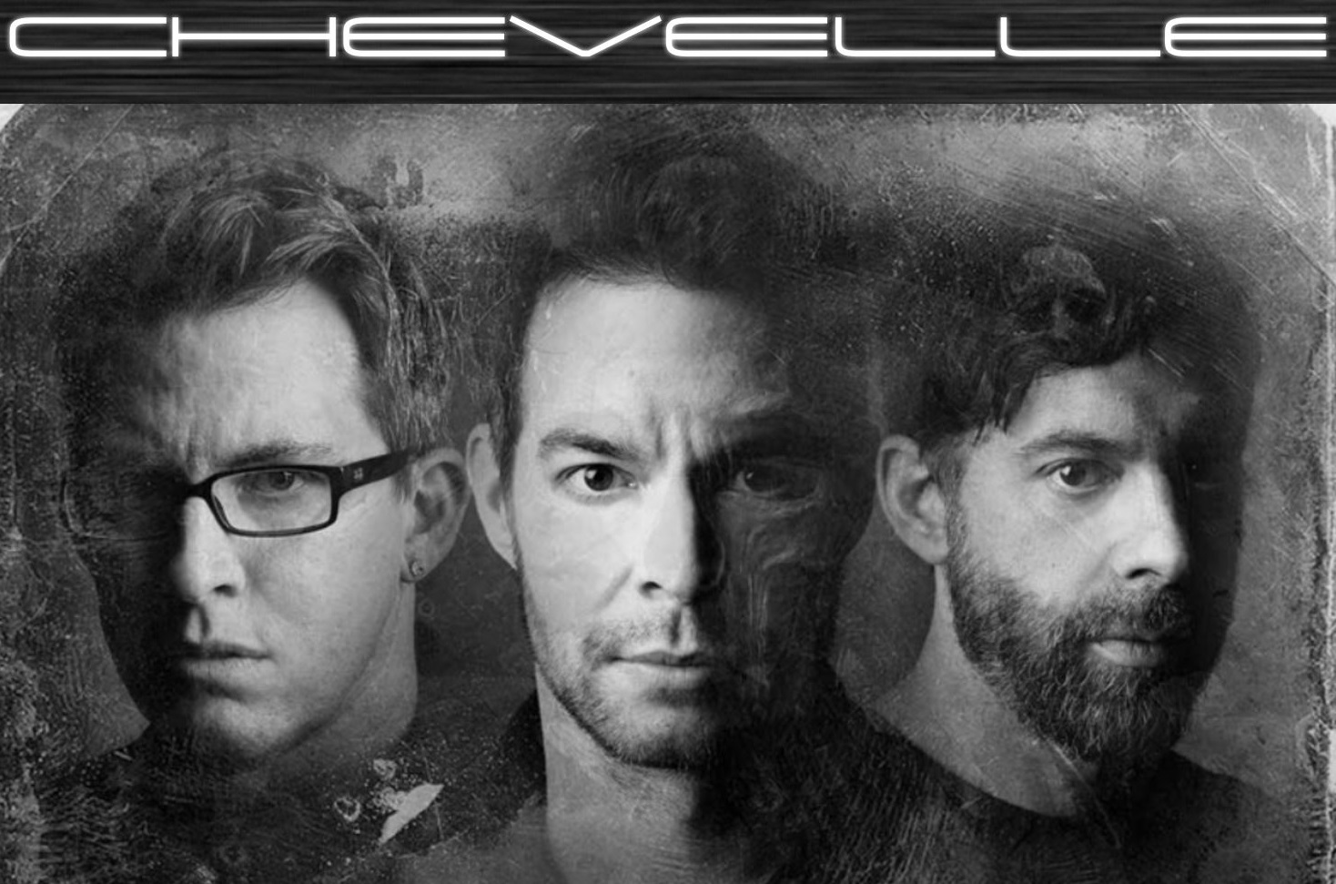 Chevelle article preview, Chevelle, alternative metal, post grunge, hard rock, Pete Loeffler, Sam Loeffler, Dean Bernardini, The North Corridor, Epic Records, Door to Door Cannibals, Enemies, Joyride (Omen), Rivers, Last Days, Young Wicked, Warhol's Showbiz, Punchline, Got Burned, A Miracle, Shot from A Cannon, Chevelle's new album.