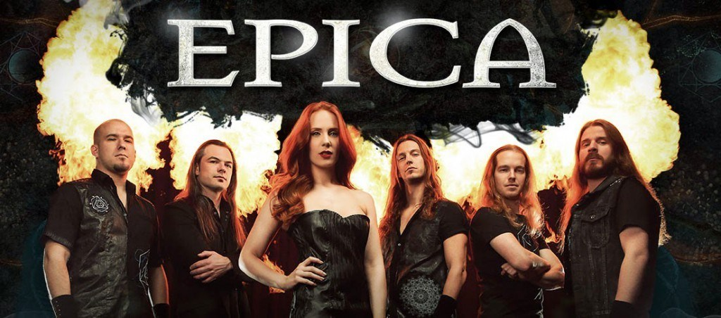 Epica article preview, Epica - The Solace System, Epica, The Holographic Principle, The Phantom Agony, Consign to Oblivion, Design Your Universe, Requiem for the Indifferent, The Quantum Enigma, We Will Take You with Us, The Classical Conspiracy, Nuclear Blast, symphonic metal, epic metal, Simone Simons, Mark Jansen, Rob van der Loo, Isaac Delahaye, Ariën van Weesenbeek, Coen Janssen. The Solace System, Fight Your Demons, Architect of Light , Wheel of Destiny, Immortal Melancholy, Decoded Poetry, Top 10 Songs Of The Week, playlist, albums