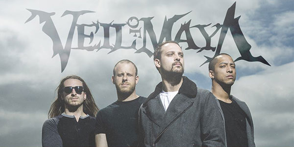 Veil Of Maya band and logo,Veil Of Maya in Italia a marzo 2017, Circolo Club, Cycle club, Veil Of Maya, Veil Of Maya band, False Idol, Lukas Magyar, Marc Okubo, Danny Hauser, Sam Applebaum, All Things Set Aside, The Common Man's Collapse, [id], Eclipse, All Things Set Aside, The Common Man's Collapse, [id] , Eclipse, Matriarch, False Idol, Sumerian Records, Veil of Maya last album review, Veil of Maya last song review, metalcore, deathcore, djent, progressive metal, sickandsound, song review, artists, listen to latest album by Veil of Maya, Lull, Fracture, Doublespeak, Overthrow, Whistleblower, Echo Chamber, Pool Spray, Graymail, Manichee, Citadel, Follow Me, Tyrant, Livestream