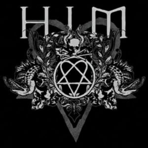 "Him heartagram logo, HIM, gothic metal, gothic rock, Gerswin Reynolds, sickandsound, HIM band breakup, Greatest Lovesongs Vol. 666 (1997), Razorblade Romance (2000), Deep Shadows and Brilliant Highlights (2001, Love Metal (2003), Dark Light (2005), Venus Doom (2007), Screamworks: Love in Theory and Practice (2010), Tears on Tape (2013), Ville Valo, Mikko ""Mige"" Paananen, Mikko ""Linde"" Lindström, Janne ""Burton"" Puurtinen, Jukka ""Kosmo"" Kröger, Heartagram, BMG, Razor & Tie, HIM Farewell tour, Bye Bye Love,Buried Alive by Love,Heartache Every Moment,Your Sweet Six Six Six,The Kiss of Dawn,The Sacrament,Tears on Tape,Rip Out the Wings of a Butterfly,Gone With the Sin,Soul on Fire,Wicked Game,Killing Loneliness,Poison Girl,Bleed Well,Heartkiller,Join Me in Death,It's All Tears (Drown in This Love), In Joy and Sorrow, Right Here in My Arms, The Funeral of Hearts,Rebel Yell,When Love and Death Embrace"
