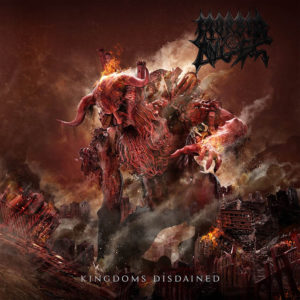 Morbid Angel Kingdoms Desdained album, Morbid Angel, Morbid Angel Kingdoms Desdained, listen to latest song by morbid Angel, sickandsound, Top 10 songs of the week, weekly playlist, songs selection, playlist, heavy metal, death metal, Piles of Little Arms, D.E.A.D., Garden of Disdain, The Righteous Voice, Architect and Iconoclast, Paradigms Warped, The Pillars Crumbling, For No Master, Declaring New Law (Secret Hell), From the Hand of Kings, The Fall of Idols