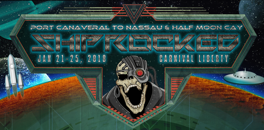 Shiprocked 2018 festival January 2018, Shiprocked 2018 Port Canaveral Florida UNITED STATES, STONE SOUR, SEETHER, IN THIS MOMENT, BLACK LABEL SOCIETY, P.O.D., NOTHING MORE, STARSET, BEARTOOTH, SHAMAN'S HARVEST, RED RISING SUN, HE IS LEGEND, OTHERWISE, sickandsound UPCOMING ROCK AND METAL EVENTS AROUND THE WORLD January 2018 Upcoming events, european tour, hard rock, alternative rock, alternative metal, metalcore, deathcore, death metal, heavy metal