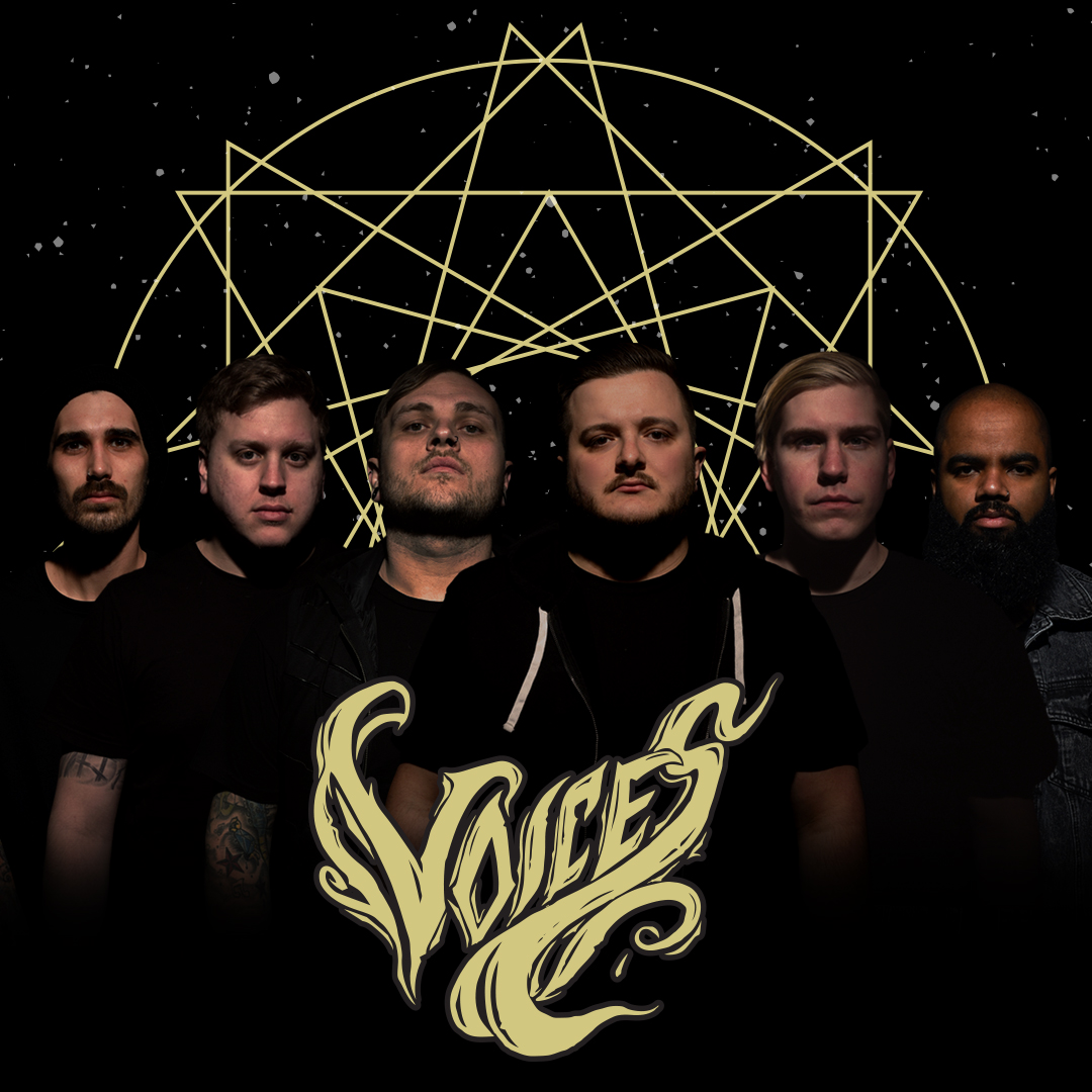 Voices melodic metalcore band, Voices, Voices melodic metalcore band, Indianapolis metalcore band, metalcore, melodic metalcore, Voices Resurgence review, Voices Resurgence recensione, Clint Simpson, Blaine Gaiser,Tim Snoddy, Drake Dell, Greg Hill, Dale Rich, The Device // The Fallout EP, Resurgence EP, Indianapolis's Best Metal Band, Demons, Worth (Keep Me Blind), Nightmare, Haze, Forgive And Forget, Back To Life, Austin Griswold, Secret Service Publicity, sickandsound, melodic metalcore album review, Emerging band Of The Week, Voices interview, Voices band, Blaine Gaiser interview