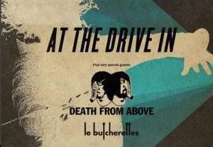 "AT THE DRIVE IN MILANO ALCATRAZ, At The Drive In, At The Drive In band, Listen to At The Drive In, Stream At The Drive In, At The Drive In live at Alcatraz Milan 22nd February 2018, At The Drive In live Alcatraz Milano 22 Febbraio 2018, At The Drive In Tour 2018, Giuseppe Naso, KINDA, Kinda Agency, Sam Batista, Le Butcherettes, Death From Above 1979, At The Drive In opening acts, In•ter a•li•a, Sebastien Grainger, Jesse F. Keeler, Teri Suarez ""Gender Bender"", Mars Volta, Sparta, hardcore, post-punk, hardcore punk, sickandsound, At The Drive In live report, At The Drive Alcatraz Milano recensione, At The Drive In Alcatraz recensione, At The Drive In Alcatraz Milan review, At The Drive In Milano recensione concerto, Paul Hinojos, Tony Hajjar, Cedric Zavala, Keeley Davis, Arcarsenal, Pattern Against User, 198d, Invalid Litter Dept., Napoleon Solo, One Armed Scissor, Lorenzo ""Vitamina"" Fedele, Vertigo, atdimusic, Acrobatic Tenement, In/Casino/Out, Relationship of Command, in•ter a•li•a, Vaya"