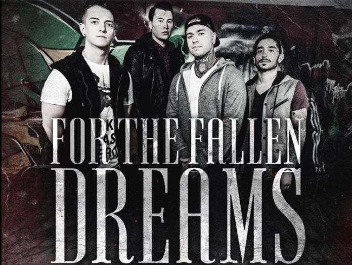 For The Fallen Dreams Six review, For The Fallen Dreams, For The Fallen Dreams band, For The Fallen Dreams Six album, For The Fallen Dreams metalcore outfit, For The Fallen Dreams Six, Listen to For The Fallen Dreams Six, Stream For The Fallen Dreams Six, For The Fallen Dreams latest album, Rise Records, Kinda Agency, Samir Batista, Anthony Talanca, metalcore album review, sickandsound, metalcore, For The Fallen Dreams Six review, For The Fallen Dreams Six recensione, Stone, The Undertow, Unstoppable, Forever, Burning Season, Two Graves, Ten Years, Hypnosis, Void, The Storm, Artery Records, Changes, Relentless, Back Burner, Waster Youth, Heavy Hearts, Six, Chad Ruhlig, Jim Hocking, Brandon Stastny, metalcore albums 2018, KINDA, Top metalcore albums 2018