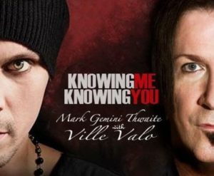 Ville Valo MGT Knowing You Knowing Me, Mark Gemini Thwaite, MGT, gothic rock, industrial metal, alternative rock, alternative metal, Gemini Nyte, Ashton Nyte, The Awakening, The Mission, Tricky, Peter Murphy, New Disease, Spear of Destiny, Theatre of Hate, Mob Research, Velvet, Cleopatra Records, Secret Service Publicity, Secret Service PR, Austin Griswold, sickandsound, gothic rock album review, MGT Gemini Nyte review, MGT Gemini Nyte recensione, latest album by MGT, latest album by Mark Gemini Thwaite, MGT featuring Ville Valo Knowing Me Knowing You, Volumes, All The Broken Things, Every Little Dream, Dystopia, Trading Faces, Everything Undone, The Reaping Reprise, Say Hello Wave Goodbye, The Assembly Line, Armageddons Sideshow, Tear The Sun, Waiting For A Sign, Hyde Your Secret, Atlanta, Paul Ferguson, Burton C Bell, Lol Tolhurst, Pearl Thompson, upcoming albums on sick and sound, MGT interview, MGT Ashton Nyte interview