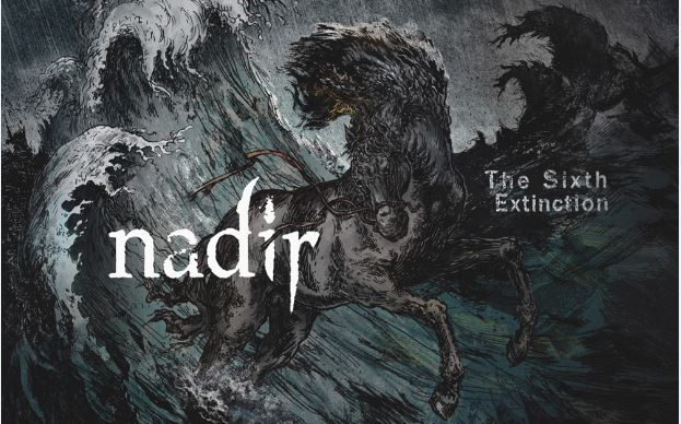 Nadir The Sixth Extinction review, Nadir - Fragmented, Nadir, Nadir band, Nadir Hungary, death metal, doomcore, Satanath Records, Grimm Distribution, NGC Prod, Aleksey Korolyov, sickandsound, death metal album review, doomcore album review, Nadir The Sixth Extinction review, Nadir The Sixth Extinction recensione, an interview with Nadir, Nadir interview, Listen to Nadir The Sixth Extinction, Stream Nadir The Sixth Extinction, Viktor Tauszik, Norbert Czetvitz, Hugó Köves, Ferenc Gál, Szabolcs Fekete, Tenacity, Those Who bought The Rain, The Underground Heroes cover album, A Lasting Dose of Venom EP, Ventum iam ad finem est, The Sixth Extinction, Imre Madách The Tragedy Of Man, The Human Predator, The Debris Archipelago, Fragmented, Along Came Disruption, Mountains Mourn, Ice Age In The Immediate Future: I. Arctic, Ice Age In The Immediate Future : II. To Leave It All Behind, Ice Age In The Immediate Future : III. A Matter Of Survival, Les Ruines, nadirmetal, nadirhungary, Ice Age in the Immediate Future trilogy