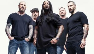 Sevendust, Sevendust, Sevendust band, Listen To Sevendust All I See Is War, Stream Sevendust All I See Is War, Sevendust Kill The Flaw album, 7Bros. Records, nu metal, alternative metal, hard rock, sickandsound, Lajon Witherspoon, Clint Lowery, Morgan Rose, Vince Hornsby, John Connolly, Home, Animosity, Seasons, Next, Alpha, Chapter VII: Hope & Sorrow, Cold Day Memory, Black Out the Sun, Time Travelers & Bonfires, Kill the Flaw, All I See Is War, Rise Records, Sevendust new album May 11th 2018, KINDA, Kinda agency, Sam Batista, Sevendust 12th album, Sevendust Dirty, Sevendust to release All I See Is War, Sevendust Dirty official video, Sevendust Not Original official video, Sevendust Medicated official video, Seevendust All I See Is War tracklist, Dirty, God Bites His Tongue, Medicated, Unforgiven, Sickness, Cheers, Risen, Moments, Not Original, Descend, Life Deceives You, The Truth, Sevendust All I See Is War review, Sevendust All I See Is War recensione, Sevendust All I See Is War, Sevendust All I See Is War track by track review, Sevendust All I See Is War overview