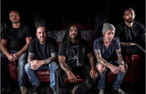 Sevendust lineup, Sevendust, Sevendust band, Listen To Sevendust All I See Is War, Stream Sevendust All I See Is War, Sevendust Kill The Flaw album, 7Bros. Records, nu metal, alternative metal, hard rock, sickandsound, Lajon Witherspoon, Clint Lowery, Morgan Rose, Vince Hornsby, John Connolly, Home, Animosity, Seasons, Next, Alpha, Chapter VII: Hope & Sorrow, Cold Day Memory, Black Out the Sun, Time Travelers & Bonfires, Kill the Flaw, All I See Is War, Rise Records, Sevendust new album May 11th 2018, KINDA, Kinda agency, Sam Batista, Sevendust 12th album, Sevendust Dirty, Sevendust to release All I See Is War, Sevendust Dirty official video, Sevendust Not Original official video, Sevendust Medicated official video, Seevendust All I See Is War tracklist, Dirty, God Bites His Tongue, Medicated, Unforgiven, Sickness, Cheers, Risen, Moments, Not Original, Descend, Life Deceives You, The Truth, Sevendust All I See Is War review, Sevendust All I See Is War recensione, Sevendust All I See Is War, Sevendust All I See Is War track by track review, Sevendust All I See Is War overview