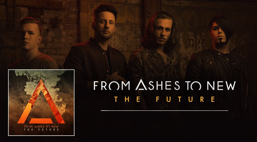 From Ashes To New The Future review, From Ashes To New - Broken, From Ashes To New, From Ashes To New The Future, From Ashes To New band, Latest album by From Ashes To New, From Ashes To New The Future album, Listen to From Ashes To New The Future, Stream From Ashes To New The Future, From Ashes To New The Future review, From Ashes To New The Future recensione, alternative metal, rap metal, nu metal, From Ashes To New self-titled EP, Downfall EP, Day One, The Future, Eleven Seven Music, Eleven 7 Music, Better Noise Records, KINDA Agency, Eros Pasi, sickandsound, metal album review, alternative metal albums 2018, rap metal albums 2018, Danny Case, Matt Brandyberry, Lance Dowdle, Matt Madiro, From Ashes To New lineup, From Ashes To New The Future tracklist, Wake Up, Crazy, My Name, Gone Forever, Broken, Forgotten, Enemy, Nowhere to Run, Let Go, On My Own, The Future