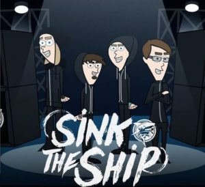 Sink The Ship logo, Sink The Ship, Sink The Ship band, Sink The Ship easycore band, Sink The Ship Persevere, Sink The Ship Persevere review, Sink The Ship Persevere recensione, Listen to Sink The Ship Persevere, Stream Sink The Ship Persevere, Sink The Ship Persevere album, Sink The Ship Persevere tracklist, Sharptone Records, Colton Ulery, Zakk Godare, Brandon Knerem, Zac Fox, Second Chances, Out Of Here, Domestic Dispute (Feat. Bert Poncet), Everything (Feat. Levi Benton), Nail Biter, Put Up Or Shut Up, Persevere, Trust Your Gut, Strike First, Exposing The Hype, Deadweight, Take This To Heart, The Chase, Domestic Dispute (acoustic version), pop punk, easycore, metalcore, Anthony Talanca, sickandsound, album review, easycore albums, easycore bands, Chunk! No Captain Chunk, Bert Poncet from Chunk! No Captain Chunk, Miss May I, Levi Benton from Miss May I, sinktheshipband