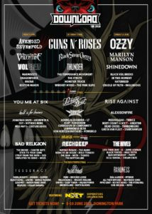 Download Festival 2018 UK, UPCOMING ROCK AND METAL EVENTS AROUND THE WORLD June 2018, sickandsound, US summer festivals, metal festival, concert dates, European Tour 2018, upcoming festivals, upcoming hard rock and metal festivals, festival, concerts, metalcore, deathcore, punk rock, hard rock, heavy metal, death metal, post-hardcore, A Perfect Circle European Tour, Arch Enemy European Tour, Copenhell Festival, Dead Cross European Tour, Download Festival, Firenze Rocks 2018, Fortarock Festival 2018, Graspop Metal meeting 2018, Greenfield Festival, Hellfest Open Air, Hellfest Open Air 2018, iDays Festival, Iron Maiden - Legacy of The Beast European Tour 2018, Jera On Air 2018, MARILYN MANSON European, Megadeth European Tour, Meshuggah European Tour, Novarock Festival 2018, Rock Am Ring festival 2018, Rock Im Park festival 2018, Rock In Roma, Rock The Castle Festival, Sons Of Apollo European Tour, Tuska Open Air 2018, USA Cross country Vans Warped Tour 2018, Vans Warped Tour 2018
