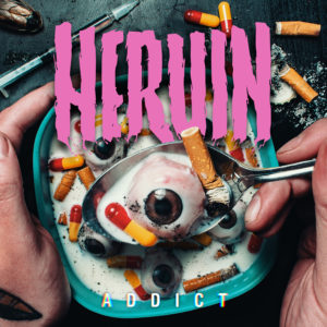 Heruin Addict EP, Top 10 Songs Of The Week, weekly playlist, Heruin, Heruin band, heruinofficial, Heruin metalcore band, German metalcore, Famined Records, Heruin Addict review, Heruin Addict recensione, Listen To Heruin Addict EP, Stream Heruin Addict WP, Heruin Addict tracklist, nu metalcore, nu metal metalcore, post-hardcore, sickandsound, metalcore bands, nu metalcore bands, metalcore songs, nu metalcore albums, metalcore album review, album review, 2018 metalcore albums, Darius Asgarian, Benjamin Cepiga, Ludwig Urban, Jonas Hoelscher, Aaron Dylan Rusch, Pathways band, ex Pathways, Haunted, Addict, Gore, Love, Issue, Heruin Addict, Heruin Haunted, Heruin Gore, Heruin Love, Heruin Issue, Heruin Haunted official video, Heruin Addict official video, Heruin interview, interview with nu metalcore band Heruin