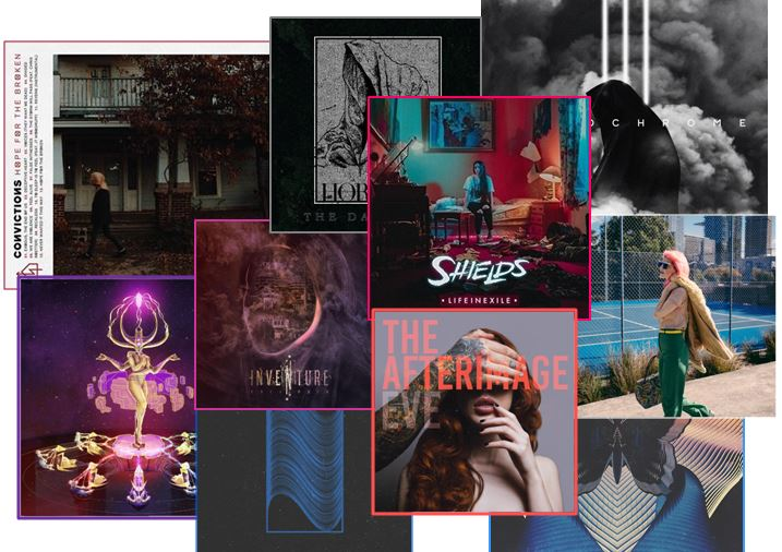 Top 10 future metalcore bands, Top 10 Future Of Metalcore Bands, Top 10 bands who are the future of metalcore, Top 10 metalcore bands in 2018, top 10 metalcore singles in 2018, metalcore bands, metalcore songs, metalcore albums, progressive metalcore, post-hardcore, Anthony Talanca, sickandsound, Modern Error, Modern Error – Blackout Poetry, Inventure, Inventure - Creations of Chaos, Bnaks Arcade, Banks Arcade – Ambition, The Parallel, The Parallel – Monochrome, Horcrux, Horcrux - Live Through Me, Pridelands, Pridelands - Any Colour You Desire, The Afterimage, The Afterimage – Cerulean, Thornhill, Thornhill – Reptile, Shields, Shields - It's Killing Me, Convictions, Convictions – Voices, Long Branch Records, KINDA agency, InVogue Records, UNFD, Dreambound, DK Records, Tragic Hero Records, metalcore songs selection, metalcore bands selection, nu metalcore, melodic metalcore