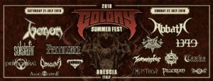 Colony Summer Fest, UPCOMING ROCK AND METAL EVENTS AROUND THE WORLD July 2018, sickandsound, US summer festivals, metal festival, concert dates, European Tour 2018, upcoming festivals, upcoming hard rock and metal festivals, festival, concerts, metalcore, deathcore, punk rock, hard rock, heavy metal, death metal, post-hardcore, alternative metal, alternative rock, Rugby Sound Festival, Alice In Chains European Tour, A Perfect Circle Italian date, A Perfect Circle European Tour, Iced Earth European Tour, Myles Kennedy European Tour, Lacuna Coil Italian date, Lacuna Coil European Tour, Pennywise European Tour, Deep Purple European Tour, Rock In Roma 2018, Summerfest 2018, TRNSMT festival, Roskilde Festival 2018, Prophets Of Rage European Tour, Hollywood Vampires European Tour, Rock For People 2018, Open'er Festival 2018, Rockwerchter 2018, Les Eurockéennes festival, Mogwai European Tour, Iron Maiden Legacy Of The Beast European Tour, Nos Alive 2018, Rock Fest Wisconsin 2018, 2000trees 2018, Rock In Park Open Air 2018 Grosseto, Inkcarceration Music and Tattoo Festival, Obscene Extreme Festival 2018, Colony Summer Fest, Joe Satriani What Happens Next Tour, Milano Summer Festival 2018, Scorpions Crazy World Tour, MetalDays 2018, Impact Music Festival, Heavy Montreal, EPICA European Tour, EPICA Italian date