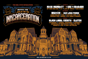Inkcarceration 2018, UPCOMING ROCK AND METAL EVENTS AROUND THE WORLD July 2018, sickandsound, US summer festivals, metal festival, concert dates, European Tour 2018, upcoming festivals, upcoming hard rock and metal festivals, festival, concerts, metalcore, deathcore, punk rock, hard rock, heavy metal, death metal, post-hardcore, alternative metal, alternative rock, Rugby Sound Festival, Alice In Chains European Tour, A Perfect Circle Italian date, A Perfect Circle European Tour, Iced Earth European Tour, Myles Kennedy European Tour, Lacuna Coil Italian date, Lacuna Coil European Tour, Pennywise European Tour, Deep Purple European Tour, Rock In Roma 2018, Summerfest 2018, TRNSMT festival, Roskilde Festival 2018, Prophets Of Rage European Tour, Hollywood Vampires European Tour, Rock For People 2018, Open'er Festival 2018, Rockwerchter 2018, Les Eurockéennes festival, Mogwai European Tour, Iron Maiden Legacy Of The Beast European Tour, Nos Alive 2018, Rock Fest Wisconsin 2018, 2000trees 2018, Rock In Park Open Air 2018 Grosseto, Inkcarceration Music and Tattoo Festival, Obscene Extreme Festival 2018, Colony Summer Fest, Joe Satriani What Happens Next Tour, Milano Summer Festival 2018, Scorpions Crazy World Tour, MetalDays 2018, Impact Music Festival, Heavy Montreal, EPICA European Tour, EPICA Italian date