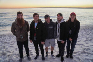 Levels band, Levels, Levels progressive metalcore band, progressive metal, djent, Famined Records, Chelsea Coronin, sickandsound, metalcore album review, progressive metalcore bands, djent bands, progressive metalcore albums 2018, metalcore albums 2018, Jake Sanders, Rob Mathews, Jacob Hubbard, Dalton Kennerly, Jager Felice, May Flower, Bloodstream, Disorder, Alive, Cosmic Waves, Mind, Slip, Doppelgänger, Guilt, Fall to Earth, Define, Levels debut album, Levels self-titled album, Levels self-titled album review, Levels self-titled album recensione, Levels self-titled album tracklist, Listen to Levels self-titled album, Ascolta il nuovo self-titled album dei Levels, Stream Levels self-titled album, Chris Cave, Defiled Management, Wavelink Agency, Levels band metalcore