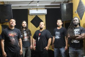 Gutted Souls death metal band, Gutted Souls, Gutted Souls band, death metal, technical death metal, brutal death metal, progressive death metal, Iron De Paula, Wellington Ferrari, Alexandre Carreiro, Elias Oliveira, Braulio Drumond, Gutted Souls The Illusion Of Freedom, Gutted Souls The Illusion Of Freedom album, Gutted Souls The Illusion Of Freedom recensione, Gutted Souls The Illusion Of Freedom review, Gutted Souls The Illusion Of Freedom tracklist, Listen to Gutted Souls The Illusion Of Freedom, Ascolta Gutted Souls The Illusion Of Freedom, Stream Gutted Souls The Illusion Of Freedom, death metal albums 2017, technical death metal albums 2017, death metal albums 2018, Dharma Music, Envenomed Records, Katalepsia Records, Andrii Molchan, Unconscious Automaton EP, Fetal Gore Demo, The Illusion Of Freedom LP, Brazilian death metal, Brazilian death metal bands, Being Human, The Authoritarian Follower, Mondo Psycho, The Undying Stars, Snakes in Suits, Psychopathic Ruler, Addicted to Power, Unconscious Automaton (Curse of Wetiko), Dancing to the Sound Of the Powers that Be