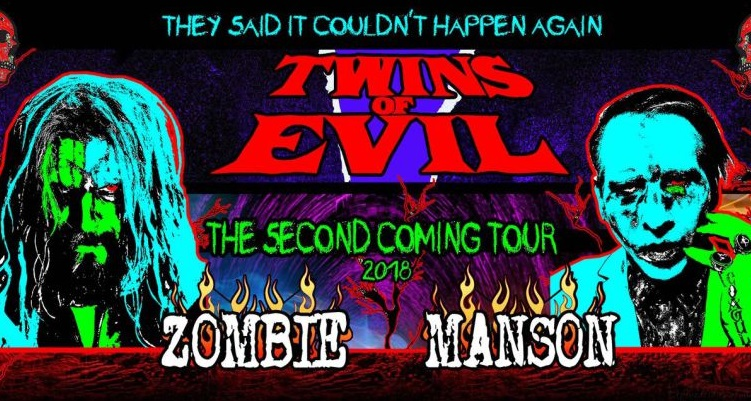Twins of Evil Tour 2018 review, The Electric Warlock Acid Witch Satanic Orgy Celebration Dispenser, Rob Zombie, Rob Zombie Marilyn Manson, Rob Zombie Marilyn Manson Twins Of Evil Tour, Twins Of Evil Tour 2018, Rob Zombie and Marilyn Manson on tour in 2018, Marilyn Manson, Brian Hugh Warner, Marilyn Manson new album, Rob Zombie latest album, Industrial metal, Alternative metal, Hard rock, Gothic rock, Gothic metal, sickandsound, Robert Bartleh Cummings, Twins of Evil: the second coming, Twins of Evil, Gerswin Reynolds, Twins of Evil Tour 2018 The Second Coming, Twins of Evil Tour 2018 The Second Coming live at PNC BANKS ART CENTER in HOLMDEL NJ on 7/24/18, Marilyn Manson Rob Zombie PNC Holmdel New Jersey, Marilyn Manson Rob Zombie concert in New Jersey review, Twins of Evil Tour 2018 review, Twins of Evil Tour 2018 PNC BANKS ART CENTER HOLMDEL NJ 7/24/18 review, PNC BANKS ART CENTER