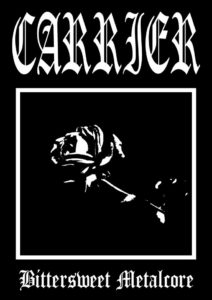 "Carrier band logo, Carrier, Carrier band, Carrier metalcore band, Carrier UK, Carrier bittersweet metalcore, Carrier metalcore hardcore band, Carrier Wither EP, sickandsound, metalcore, hardcore, melodic hardcore, English metalcore hardcore, Carrier Wither EP review, Carrier Wither EP recensione, Listen to Carrier Wither EP, Stream Carrier Wither EP, Ascolta Carrier Wither EP, Carrier Wither EP tracklist, Carrier UK bandcamp, Kris Adams, Marvon ""Jay"" Jordaan, Olly Lyle, Thomas ""Totti"" Bromley, Wither EP, Flowers & Thorns, Ghosts, Grieve, August, 10:15, NowPlaying, metalcore album review, metalcore hardcore album review, hardcore metal, metalcore albums 2018"