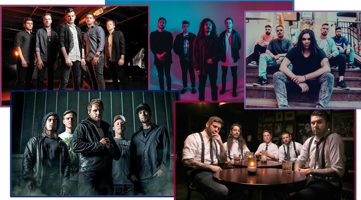 TOP 10 METALCORE BANDS YOU WISH THEY HAD NEVER CALLED IT QUITS PART 1