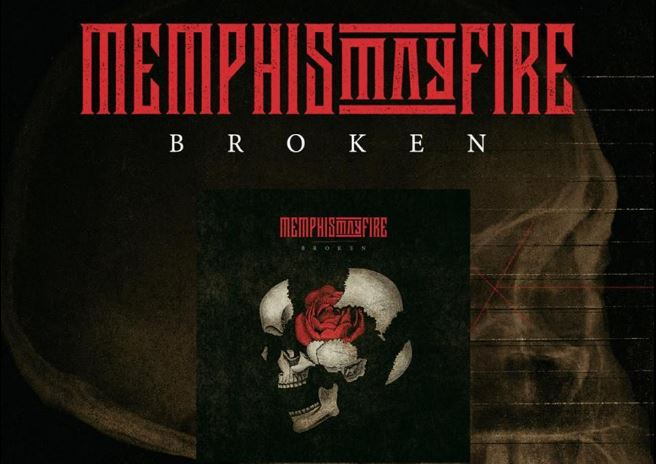 Memphis May Fire Broken review, Memphis May Fire, Memphis May Fire band, Memphis May Fire metalcore band, Memphis May Fire Broken, Memphis May Fire Broken album, Memphis May Fire Broken review, Memphis May Fire Broken recensione, Ascolta Memphis May Fire Broken, Listen to Memphis May Fire Broken , Stream Memphis May Fire Broken, Memphis May Fire Broken tracklist, metalcore, post-hardcore, hard-rock, KINDA, Kinda agency, Samir Batista, Rise Records, The Old Me, Watch Out, Sell My Soul, Who I Am, Heavy Is The Weight (feat Andy Mineo), Over It, Fool, Mark My Words, You & Me, Live Another, Matty Mullins, Kellen McGregor, Cory Elder, Jake Garland, sickandsound, metalcore album review, metalcore album November 2018, metalcore releases November 2018, new metalcore albums, last album by Memphis May Fire, MMF, metalcore albums 2018, memphismayfire, NowPlaying, NewMusicAlert, NewMusicFriday, NewAlbumAlert, new albums November 2018, album reviews, Memphis May Fire albums, Sleepwalking, The Hollow, Challenger, Unconditional, The Light I Hold, Broken, Between the Lies EP, Memphis May Fire EP, metalcore bands, metalcore albums