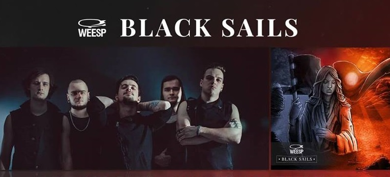 Weesp Black Sails interview, WEESP, WEESP band, WEESP alternative metal band, Zeppelin Records, alternative metal, post-metal, alternative rock, Alexei (Lex) Falco, Michael (Mike) Zalutsky, Dmitry (Mi) Budko, Stanislav (Stak) Budko, Alexei (Gul) Galesnik, sickandsound, album review, Stencil PR, Andrew Dex, Weesp Taste Of Steel EP, Weesp This Will Destroy Us EP, Weesp The Void, Weesp Black Sails, WEESP interview, interview with Weesp on Black Sails album, interviews, NowPlaying, WeespBlackSails, alternative metal albums 2018, alternative metal albums April 2018, metal album, post-metal albums 2018, post-metal album, Stream Weesp Black Sails, Listen to Weesp Black Sails, Weesp Black Sails tracklist, Who We Are, Red Neon Glow, Monsters, Not Over, Roads Hotels, The Stream, Illumination, Black Sails, After Us, WEESP post-metal band