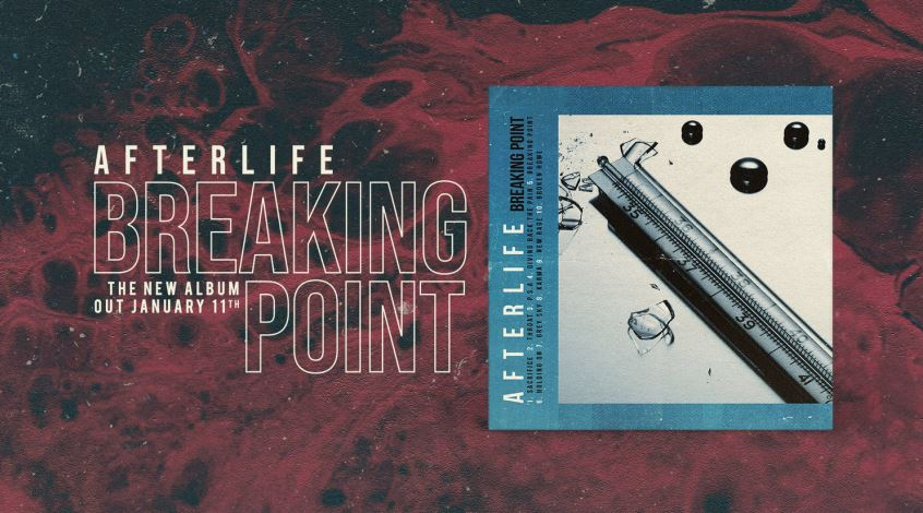 Afterlife Breaking Point review, Afterlife, Afterlife band, Afterlife nu metal band, Afterlife Florida band, nu metal, rap metal, Afterlife Vicious Cycle EP, Afterlife Breaking Point, Afterlife Breaking Point album, Afterlife Breaking Point tracklist, Listen to Afterlife Breaking Point, Stream Afterlife Breaking Point, Ascolta Afterlife Breaking Point, Afterlife Breaking Point review, Afterlife Breaking Point recensione, album metal 2019, nu metal albums 2019, new metal releases 2019, Afterlife sign to Hopeless Records, Hopeless Records, Rude Records, KINDA, Kinda agency, Tyler Levenson, Luke Walkinshaw, Tristan Edwards, Andrew McGuire, NowPlaying, AfterlifeBreakingPoint, NewMusicMonday, nu metal albums January 2019, nuove uscite metal 2019, Sacrifice, Throat, PSA, Giving Back the Pain, Breaking Point, Holding On, Grey Sky, Karma, New Rage, Broken Home, Afterlife Sacrifice video, Afterlife Throat video, Afterlife Giving Back the Pain video