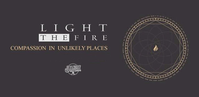 Light the Fire Compassion in Unlikely Places review, Light The Fire, Light The Fire band, post-hardcore, electro post-hardcore, melodic metalcore, metalcore, Standby Records, Light The Fire Compassion In Unlikely Places, Light The Fire Compassion In Unlikely Places tracklist, Light The Fire Compassion In Unlikely Places album, Light The Fire Compassion In Unlikely Places review, Light The Fire Compassion In Unlikely Places recensione, ascolta Light The Fire Compassion In Unlikely Places, listen to Light The Fire Compassion In Unlikely Places, stream Light The Fire Compassion In Unlikely Places, Omega, True North, Only the Broken Evolve, The Departed, A Thousand Reasons, Deceive, The Void, Autonomy, Nothing Left to Save, Carry On, sickandsound, new metalcore albums 2019, new metalcore releases 2019, album metalcore 2019, album post-hardcore 2019, recensioni album metalcore, new metalcore music January 2019, new metalcore albums January 2019, Light The Fire Lost At Sea, Light The Fire Ascension, Blake Hein, Andrew Penland, Seth Davis, Trey Hawkins