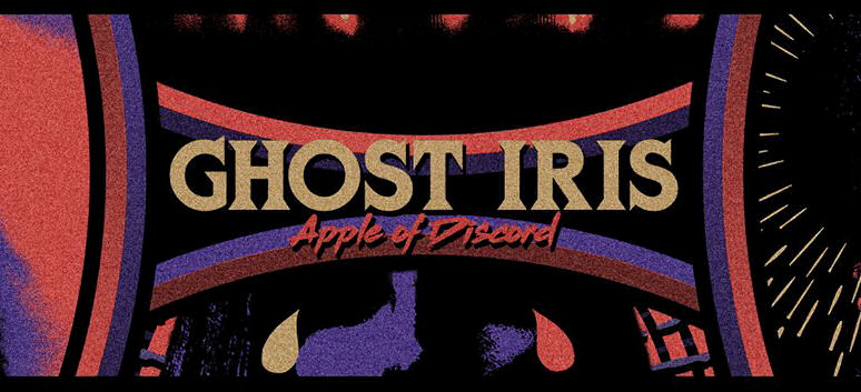 Ghost Iris Apple Of Discord review, Ghost Iris, Ghost Iris band, Ghost Iris metalcore band, metalcore, progressive metalcore, technical metal, Jesper Vicencio Gün, Nicklas Grønlund Thomsen, Daniel Leszkowicz, Sebastian Linnet, Long Branch Records, Ghost Iris Apple of Discord, Ghost Iris Apple of Discord album, Ghost Iris Apple of Discord review, Ghost Iris Apple of Discord recensione, Ghost Iris Apple of Discord tracklist, Listen to Ghost Iris Apple of Discord, Stream Ghost Iris Apple of Discord, Ascolta Ghost Iris Apple of Discord, terzo album Ghost Iris, Anecdotes of Science and Soul, Blind World, Apple Of Discord, The Devil's Plaything, Final Tale, After The Sun Sets Pt II, Beauty In Expiration, The Rat & The Snake, Heaven Was Pure Hell, Cowardly Pride, Magenta Moon, Virus, EU metalcore bands, metalcore albums 2019, metalcore releases 2019, new metalcore February 2019, nuovi album metalcore, metalcore albums, metalcore album review, sickandsound, metalcore albums February 2019