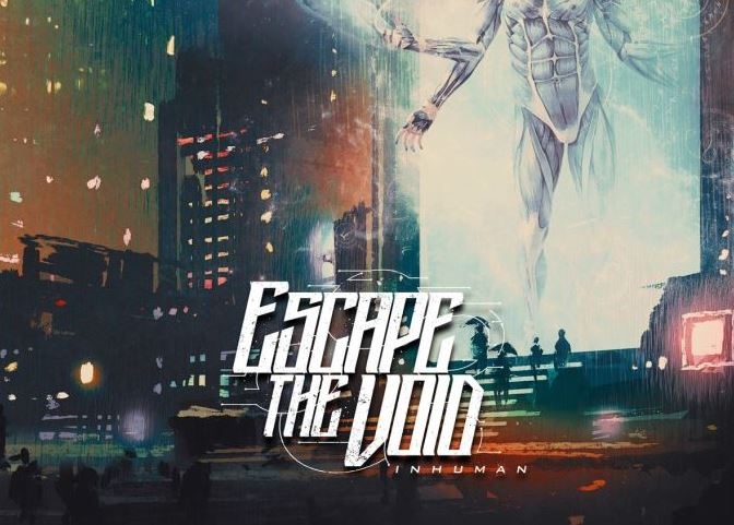 Escape The Void Inhuman review, Escape The Void, Escape The Void band, metalcore, progressive metalcore, Lukas Kiep, Tobias Stulz, Kevin Frisch, Fabian Lauer, Claudio Oechsler, metalcore EP 2019, metalcore albums 2019, new metalcore albums March 2019, nuovi album metalcore, metalcore 2019, progressive metalcore albums 2019, nuove uscite metalcore, underground metalcore, Dark (feat Tim Goergen of Within the Ruins), Light Preacher, Misery, Separation, Isolation, Escape The Void Dark video, Escape The Void Inhuman EP, Escape The Void Inhuman review, Escape The Void Inhuman recensione, Listen to Escape The Void Inhuman EP, Stream Escape The Void Inhuman EP, Ascolta Escape The Void Inhuman EP, Escape The Void Inhuman tracklist, German metalcore bands, Escape The Void metalcore band