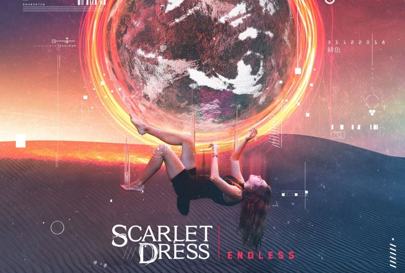 Scarlet Dress Endless review, Scarlet Dress, Scarlet Dress band, Scarlet Dress progressive metalcore duo, Scarlet Dress Endless, Scarlet Dress Endless album, Scarlet Dress Endless tracklist, Scarlet Dress Endless review, Scarlet Dress Endless recensione, Listen to Scarlet Dress Endless, Stream Scarlet Dress Endless, Ascolta Scarlet Dress Endless, recensione album progressive metalcore, album progressive metalcore 2019, metalcore releases 2019, metalcore albums 2019, progressive metalcore albums 2019, progressive metalcore albums February 2019, Onset, Nucleus, Limerence, Rupture, Words Whispered, Interlude, Withdrawn, Evade, Empty Breathing, Scarlet Dress Nucleus video, Scarlet Dress Periscope, Scarlet Dress Lucid, Prose Edda EP, new metalcore albums, Michael Rodriguez, Sushant Vohra, ascarletdress, nuovi album metalcore, nuove uscite metalcore