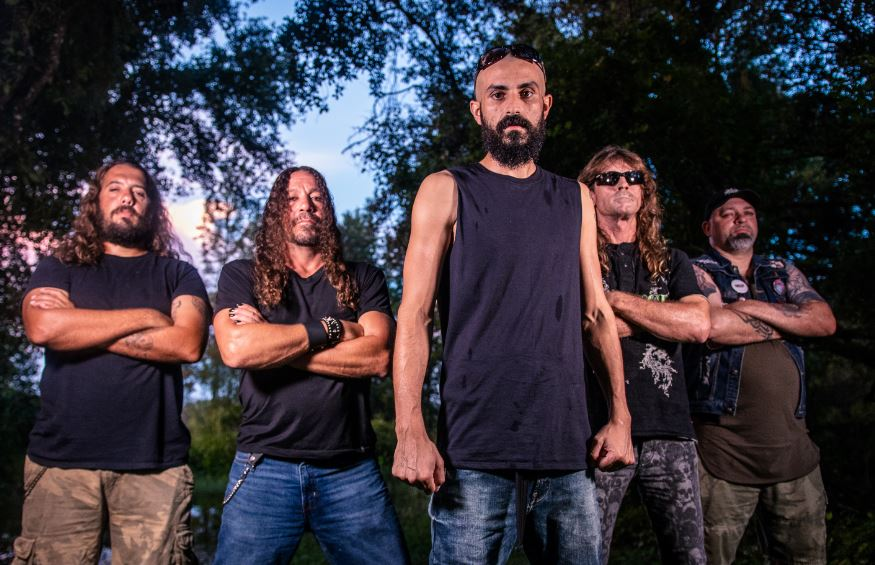 """INTERVIEW: TONY PETTRY OF TAMPA BAY VETERAN METALLERS """"SHATTERED"""" ON"""