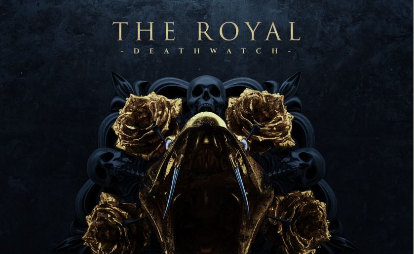 The Royal Deathwatch review, THE ROYAL, The Royal band, The Royal metalcore band, Sem Pisarahu, JD Liefting, Youri Keulers, Tom van Ekerschot, Pim Wesselink, Origins EP, Dreamcatchers, Seven, Deathwatch, Long Branch Records, Pariah, Savages, State Of Dominance, Soul Sleeper, Deathwatch (feat. Ryo Kinoshita), Exodus Black, Nine For Hell, Lone Wolf, Avalon, Glitch, The Royal Deathwatch, The Royal Deathwatch album, The Royal Deathwatch tracklist, The Royal Deathwatch review, The Royal Deathwatch recensione, Listen to The Royal Deathwatch, Stream The Royal Deathwatch, Ascolta The Royal Deathwatch, The Royal bandcamp, theroyalmetal, metalcore albums 2019, metalcore releases 2019, nuovi album metalcore 2019, nuove uscite metalcore Marzo 2019, metalcore albums March 2019, new metalcore March 2019, album review, metalcore bands, metalcore albums, metalcore reviews, sickandsound, new album by The Royal, The Royal band Netherlands