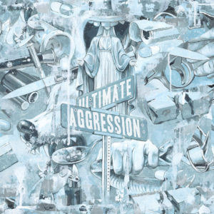 Year Of The Knife Ultimate Aggression album, Year Of The Knife, YOTK, Year Of The Knife hardcore band, hardcore, Pure Noise Records, KINDA, Kinda agency, Secret Service PR, Austin Griswold, Denise Pedicillo, Year Of The Knife sign to Pure Noise Records, Year Of The Knife Ultimate Aggression, Year Of The Knife Ultimate Aggression album, Listen to Year Of The Knife Ultimate Aggression, Stream Year Of The Knife Ultimate Aggression, Ascolta Year Of The Knife Ultimate Aggression, hardcore albums 2019, hardcore bands, nuovi album hardcore, straight edge bands, Y.O.T.K., Ultimate Disease, Your Lucky Day, Fatal, Blue Lies, First State Aggression, Untitled, J.R.M., Evil, Year Of The Knife Ultimate Aggression tracklist, hardcore albums February 2019, new hardcore releases, Tyler Mullen, Brandon Watkins, Aaron Kisielewski, Madi Watkins, Andrew Kisielewski, Year Of The Knife interview, interview with Brandon Watkins of Year Of The Knife, interview with Year Of The Knife, Year Of The Knife tour May 2019, Year Of The Knife tour dates, hardcore albums