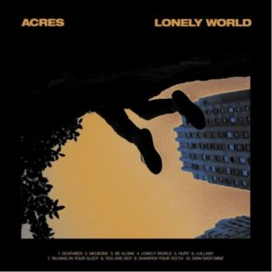Acres Lonely World album, Acres Lonely World, Acres Lonely World tracklist, Acres debut album, CASEY farewell tour with ACRES and GATHERERS, CASEY farewell tour with ACRES and GATHERERS live @ LA TENDA Modena on April 27th 2019, Casey Acres Gatheres tour 2019, interview with Acres, Ben Lumber of Acres on new album Lonely World, Acres, Acres band, Acres post-hardcore band, post-hardcore, post-hardcore bands, upcoming post.hardcore albums, post-hardcore albums 2019, post-hardcore 2019, post-hardcore albums August 2019, nuovi album post-hardcore, nuove uscite post-hardcore, KINDA, Kinda Agency, Sam Batista, interviews, sickandsound, A Wolf At Your Door Records, Ben Lumber, Alex Freeman, Theo Sandberg, Konnor Bracher-Walsh, Acres In Sickness & Health EP, Deathbed, Medicine, Be Alone, Lonely World, Hurt, Lullaby, Talking In Your Sleep, You Are Not, Sharpen Your Teeth, Skin Over Mine, Acres interview, interview with Ben Lumber of Acres, Acres tour 2019, alternative rock, Acres UK