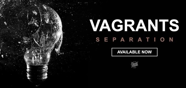 Vagrants Salvation EP review, Vagrants, Vagrants band, Vagrants post-hardcore band, Vagrants Salvation EP, Vagrants Salvation EP recensione, Vagrants Salvation EP tracklist, Listen to Vagrants Salvation EP, Ascolta Vagrants Salvation EP, Stream Vagrants Salvation EP, KINDA, Kinda Agency, Rude Records, Equal Vision Records, St. Anthony, Separation, Clarity, Bury Me, Circle of Friends, Vagrants Separation video, Window Panes, post-hardcore, hardcore, post-hardcore album review, album review, sickandsound, post-hardcore albums 2019, nuove uscite post-hardcore, new post-hardcore releases April 2019, new post-hardcore albums April 2019, post-hardcore 2019, Jose DelRio, Anna Hayes, Jackson Taghon, Dylan Knapp, post-hardcore EP, Denise Pedicillo, Separation EP, new post-hardcore releases