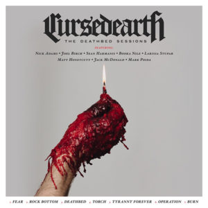 Cursed Earth The Deathbed Sessions EP, Cursed Earth, Cursed Earth band, Cursed Earth hardcore band, hardcore, metalcore, sickandsound, hardcore album review, recensioni hardcore, recensioni metalcore, nuovi album hardcore maggio 2019, hardcore 2019, hardcore bands, Australian hardcore, UNFD, KINDA, Kinda agency, new hardcore albums May 2019, new hardcore May 2019, hardcore EPs, hardcore albums, new hardcore releases May 2019, new metalcore May 2019, Cursed Earth The Deathbed Sessions EP tracklist, Cursed Earth The Deathbed Sessions EP, Cursed Earth The Deathbed Sessions EP review, Cursed Earth The Deathbed Sessions EP recensione, Listen to Cursed Earth The Deathbed Sessions EP, Ascolta Cursed Earth The Deathbed Sessions EP, Stream Cursed Earth The Deathbed Sessions, Cursed Earth The Deathbed Sessions mixtape, Cycles Of Grief Volume I: Growth, Cycles Of Grief Volume II: Decay, Cycles Of Grief: The Complete Collection,The Deathbed Sessions EP, Fear, Rock Bottom, Deathbed, Torch, Tyranny Forever, Operation, Burn, Matt Honeycutt from Kublai Khan, Nick Adams from Justice For The Damned, Booka Nile and Sean Harmanis from Make Them Suffer, Joel Birch from The Amity Affliction, Larissa Stupar from Venom Prison, Jack McDonald from Cast Down, Mark Poida from Aversions Crown
