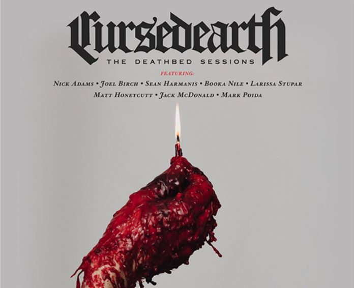 Cursed Earth The Deathbed Sessions EP review, metalcore chart, metalcore playlist, Weekly playlist, Top 10 Songs Of The Week, Cursed Earth, Cursed Earth band, Cursed Earth hardcore band, hardcore, metalcore, sickandsound, hardcore album review, recensioni hardcore, recensioni metalcore, nuovi album hardcore maggio 2019, hardcore 2019, hardcore bands, Australian hardcore, UNFD, KINDA, Kinda agency, new hardcore albums May 2019, new hardcore May 2019, hardcore EPs, hardcore albums, new hardcore releases May 2019, new metalcore May 2019, Cursed Earth The Deathbed Sessions EP tracklist, Cursed Earth The Deathbed Sessions EP, Cursed Earth The Deathbed Sessions EP review, Cursed Earth The Deathbed Sessions EP recensione, Listen to Cursed Earth The Deathbed Sessions EP, Ascolta Cursed Earth The Deathbed Sessions EP, Stream Cursed Earth The Deathbed Sessions, Cursed Earth The Deathbed Sessions mixtape, Cycles Of Grief Volume I: Growth, Cycles Of Grief Volume II: Decay, Cycles Of Grief: The Complete Collection,The Deathbed Sessions EP, Fear, Rock Bottom, Deathbed, Torch, Tyranny Forever, Operation, Burn, Matt Honeycutt from Kublai Khan, Nick Adams from Justice For The Damned, Booka Nile and Sean Harmanis from Make Them Suffer, Joel Birch from The Amity Affliction, Larissa Stupar from Venom Prison, Jack McDonald from Cast Down, Mark Poida from Aversions Crown