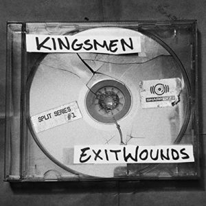 Kingsmen Split Series 1 EP, Kingsmen, Kingsmen band, Kingsmen metalcore band, Kingsmen melodic deathcore band, SharpTone Records, Kingsmen Split Series #1 EP with ExitWounds, Tanner Guimond, Tim Lucier, Dylan Robertson, Adam Bakelman, metalcore, melodic deathcore, deathcore, Austin Griswold, Secret Service PR, sickandsound, interviews, interview with Kingsmen, interview with Tanner Guimond of Kingsmen, Listen to Kingsmen Split Series #1 EP, Ascolta Kingsmen Split Series #1 EP, Stream Kingsmen Split Series #1 EP, metalcore bands, upcoming metalcore albums, upcoming deathcore albums, deathcore bands, kingsmenri, SharpTone Records roster, debut album by Kingsmen, upcoming album by Kingsmen, Kingsmen Oppressor, Kingsmen Outsider