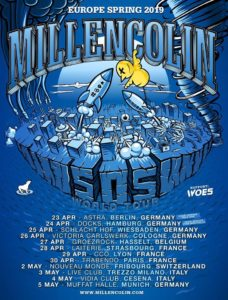 Millencolin European tour spring 2019, Millencolin + Woes Live @ Vidia Club Cesena 4 Maggio 2019, Millencolin European tour spring 2019, Millencolin + Woes Vidia Club live report, Millencolin live at Vidia Club 4 maggio 2019, Woes live at Vidia Club 4 maggio 2019, Millencolin, Woes, hardcore, hardcore punk, pop punk, sickandsound, KINDA, Kinda Agency, Luca Mattioli, Millencolin Vidia Club Cesena setlist, Millencolin setlist, Millencolin EU Tour live report, Millencolin concert review, SOS, Penguins & Polarbears, Fingers Crossed, Sense & Sensibility, Fox, Twenty Two, Sour Days, Olympic, The Ballad, Farewell My Hell, True Brew, Lozin' Must, Nothing, Pepper, Mr. Clean, Egocentric Man, Ray, Yanny & Laurel, Bullion, Duckpond, No Cigar, Black Eye, Millencolin SOS EU tour spring 2019, Millencolin Woes Cesena, Millencolin SOS album, Epitaph Records, UNFD, Woes Awful Truth album, Woes High on You, Woes Worst Friends