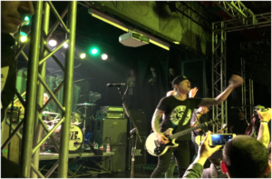 Millencolin live at Vidia Club 4 maggio 2019 3, Millencolin + Woes Live @ Vidia Club Cesena 4 Maggio 2019, Millencolin European tour spring 2019, Millencolin + Woes Vidia Club live report, Millencolin live at Vidia Club 4 maggio 2019, Woes live at Vidia Club 4 maggio 2019, Millencolin, Woes, hardcore, hardcore punk, pop punk, sickandsound, KINDA, Kinda Agency, Luca Mattioli, Millencolin Vidia Club Cesena setlist, Millencolin setlist, Millencolin EU Tour live report, Millencolin concert review, SOS, Penguins & Polarbears, Fingers Crossed, Sense & Sensibility, Fox, Twenty Two, Sour Days, Olympic, The Ballad, Farewell My Hell, True Brew, Lozin' Must, Nothing, Pepper, Mr. Clean, Egocentric Man, Ray, Yanny & Laurel, Bullion, Duckpond, No Cigar, Black Eye, Millencolin SOS EU tour spring 2019, Millencolin Woes Cesena, Millencolin SOS album, Epitaph Records, UNFD, Woes Awful Truth album, Woes High on You, Woes Worst Friends