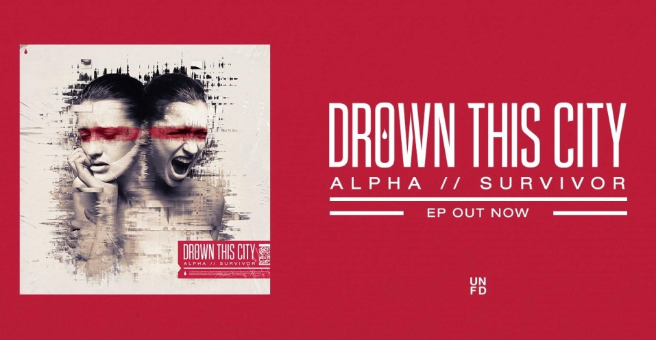 Drown This City Alpha Survivor review, Drown This City, Drown This City post-hardcore band, Australian post-hardcore, Australian metalcore, Alex Reade, Matthew Bean, Josh Renjen, Laurence Appleby, Anthony Pallas, KINDA, Kinda agency, Alpha // Survivor EP, UNFD, Don't Forget To, Stay Broken, In Your Image, Null, Love Makes Cowards Of Us All, Void, Drown This City Alpha // Survivor EP, Listen to Drown This City Alpha // Survivor EP, Stream Drown This City Alpha // Survivor EP, Ascolta Drown This City Alpha // Survivor EP, Drown This City Alpha // Survivor EP tracklisting, Drown This City Alpha // Survivor EP review, Drown This City Alpha // Survivor EP recensione, post-hardcore bands, female fronted metalcore bands, female fronted bands, new post-hardcore albums July 2019, post-hardcore July 2019, post-hardcore 2019, post-hardcore releases July 2019, new post-hardcore, nuove uscite metalcore, nuove uscite post-hardcore, nuovi album post-hardcore luglio 2019, UNFD roster, Drown This City band, metalcore chart