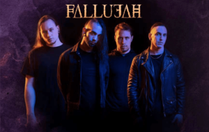 Fallujah, Fallujah band, Fallujah metal band, Nuclear Blast, Austin Griswold, Secret Service Publicity, Secret Service PR, interview with Fallujah, interviews, progressive metal interviews, interview with Scott Carstairs of Fallujah, Fallujah Undying Light album, Listen to Fallujah Undying Light, Stream Fallujah Undying Light, Ascolta Fallujah Undying Light, Fallujah Undying Light tracklist, Glass House, Last Light, Ultraviolet, Dopamine, The Ocean Above, Hollow, Sanctuary, Eyes Like The Sun, Distant And Cold, Departure, Leper Colony, Nomadic, The Harvest Wombs, The Flash Prevails, Dreamless, Undying Light, technical death metal, progressive metal, deathcore, progressive metal albums 2019, progressive metal releases 2019, progressive metal bands, progressive metal albums, Antonio Palermo, Scott Carstairs, Robert Morey, Andrew Baird, Fallujah lineup, Fallujah interview, sickandsound, new album by Fallujah, Fallujah Undying Light